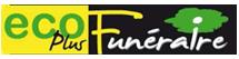 Logo Eco plus funéraire