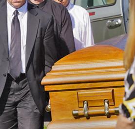 organisation de funérailles